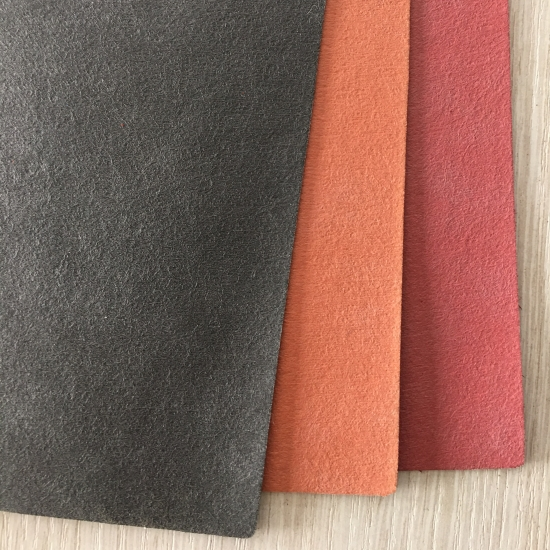PU faux leather for book covering